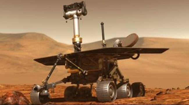 """""""ناسا"""": أدلة واضحة على وجود بحيرات قديمة في المريخ"""