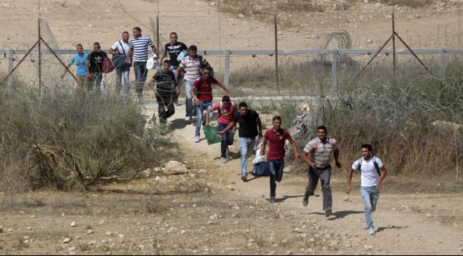 اعتقال سائق مقدسي و 13 عاملا فلسطينيا