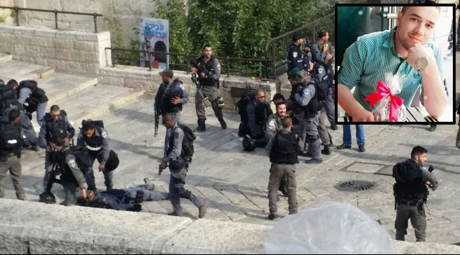 طعن في القدس: إصابة 3 من الشرطة واستشهاد المنفذ