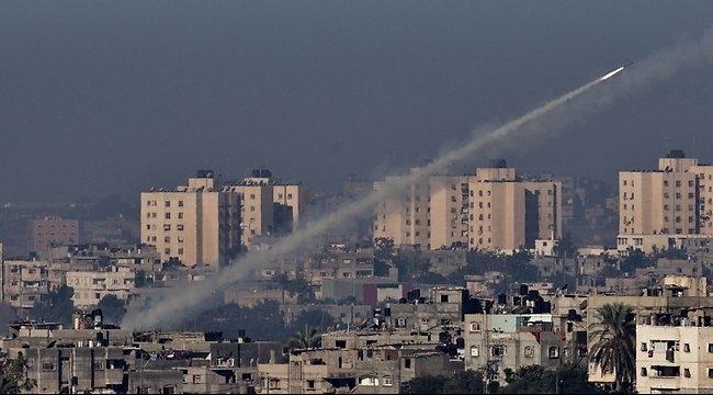 """إطلاق صاروخين من قطاع غزة باتجاه مستوطنات """"حوف أشكول"""""""