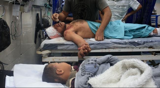 غزة: استشهاد فلسطينية حامل وابنتها الرضيعة في غارة إسرائيلية