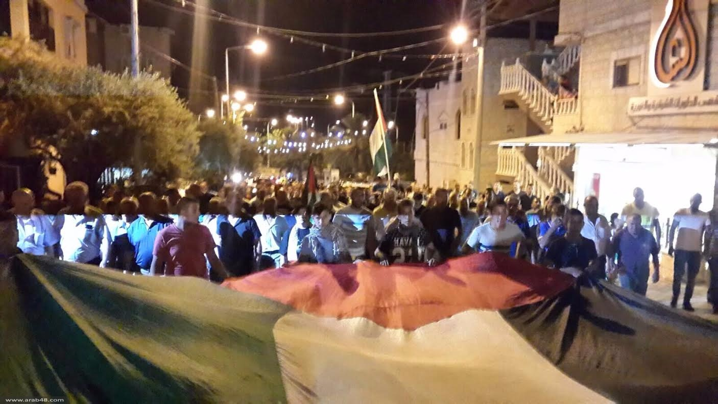 دير حنا: اللجنة الشعبية تنظم مسيرة نصرة للقدس والأقصى