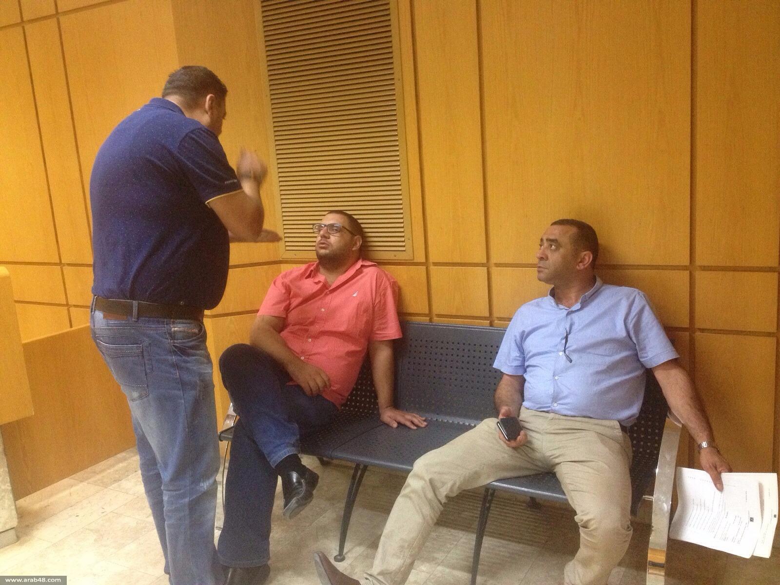 الناصرة: إطلاق سراح سكرتير التجمع بشروط مقيدة