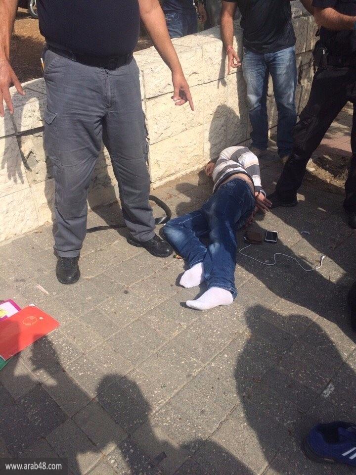 إصابة الفتاة مرح بكير بجروح خطيرة بالقدس