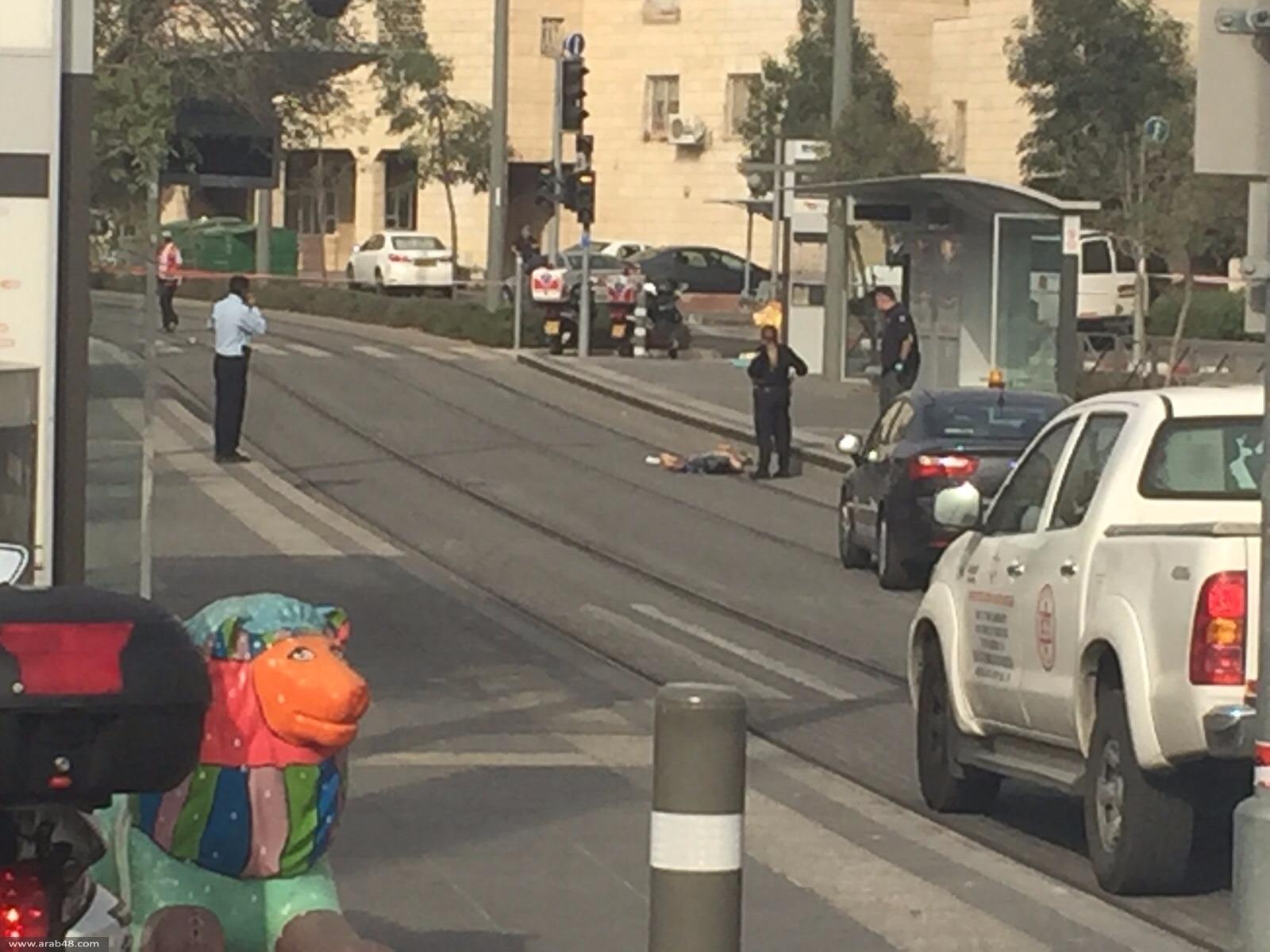 """استشهاد شاب وإصابة آخر في مستوطنة """"بسغات زئيف"""""""