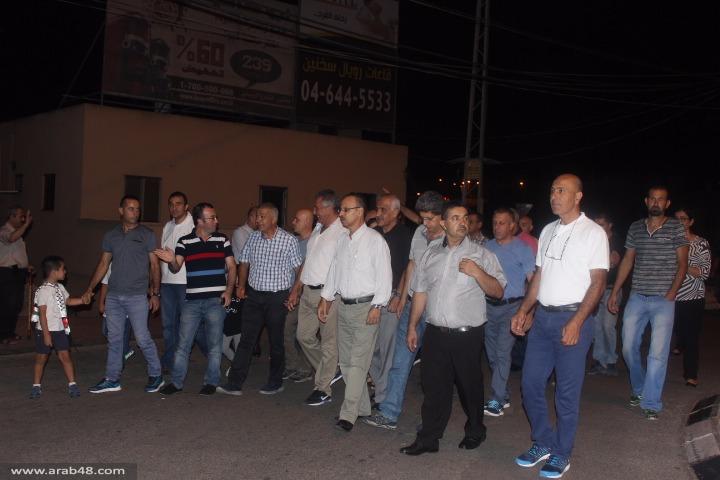 كوكب أبو الهيجاء تندد بجرائم الاحتلال وتدعو لإنجاح الإضراب