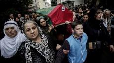 """داوود أوغلو: """"داعش"""" هو المشتبه به الأول بانفجارات أنقرة"""