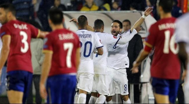 المنتخب البرتغالي يعيد سيناريو الذهاب أمام صربيا