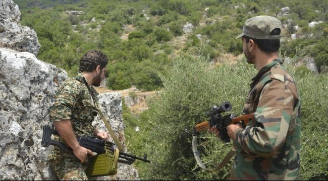 سوريا: استنزاف النظام في ريف حماة رغم القصف الروسي