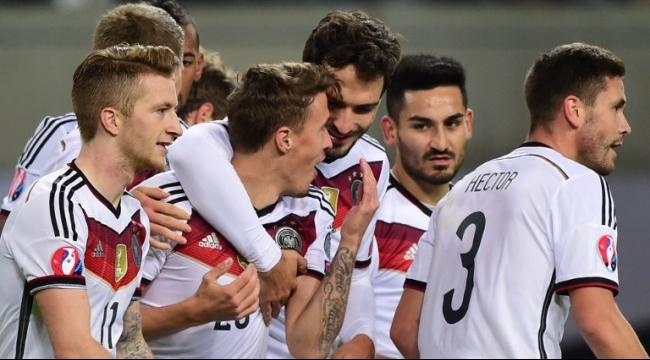 ألمانيا تلتحق بنهائيات يورو 2016 بفوزها على جورجيا