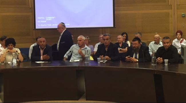 إبعاد زحالقة عن جلسة لجنة الداخلية لمناقشة أوضاع القدس