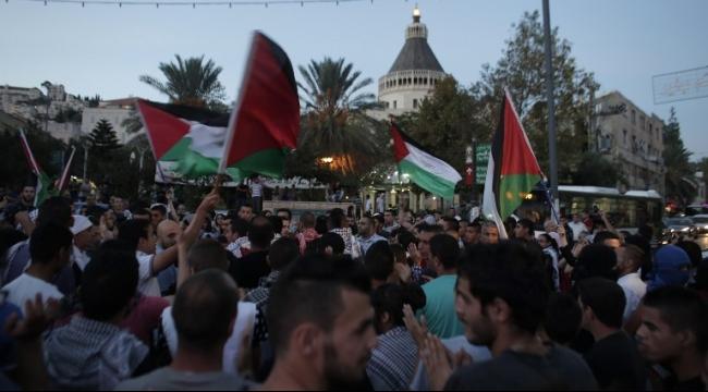 المشتركة تدعو للمشاركة الحاشدة في مظاهرة سخنين غدًا