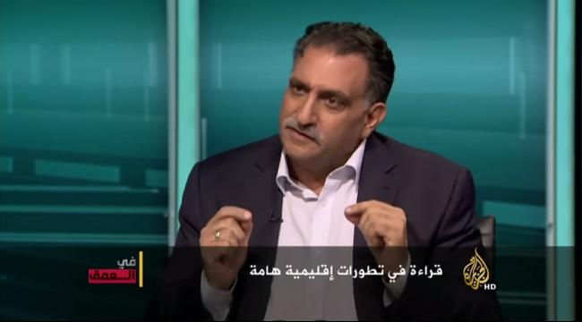 فيديو: د. بشارة في لقاء عن الانتفاضة وخلفيات التدخل الروسي بسوريا