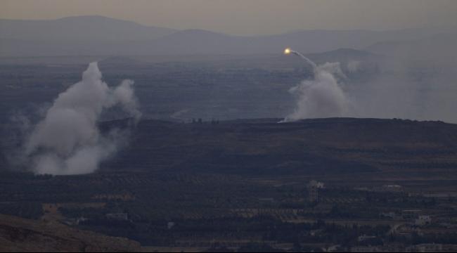 إسرائيل تقصف موقعين للجيش السوري في الجولان