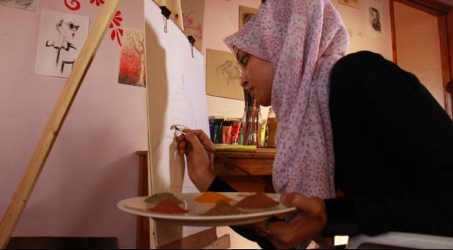 """""""من الحصار ما يخلق الإبداع"""" شعار غزة الدائم"""