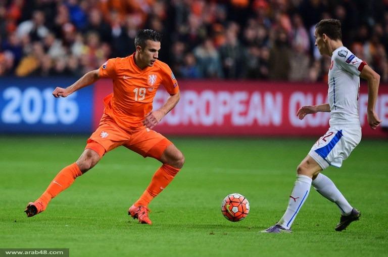 منتخب التشيك يعمق جراح هولندا بثلاثية مقابل هدفين