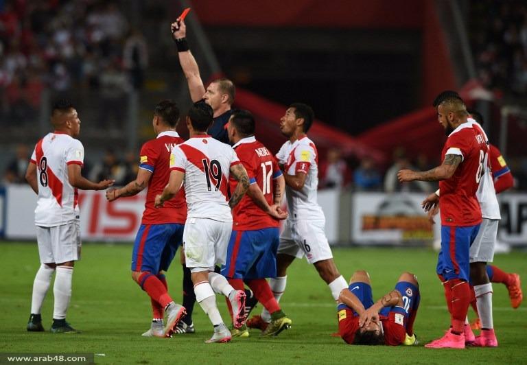 الأرجنتين تتعثر بتعادلها سلبياً أمام باراجواي 0-0