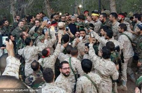 معارك بين داعش والمعارضة والنظام يتهيأ لهجوم واسع