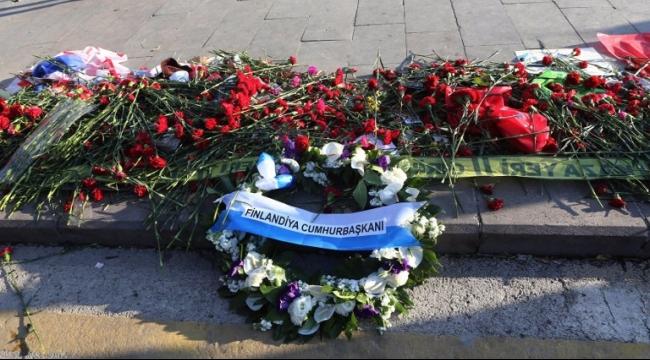 ناشطة تركية فقدت 18 فردًا من عائلتها في انفجاري أنقرة