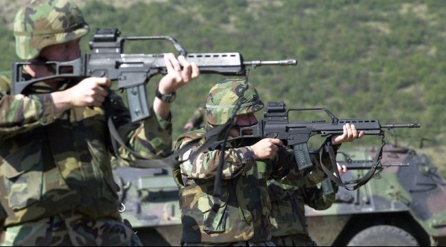 الجيش الألماني: لا عيوب في بندقية جي 36 الهجومية