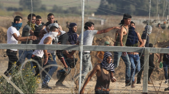 الاحتلال يقرر بناء جدار الكتروني حول قطاع غزة