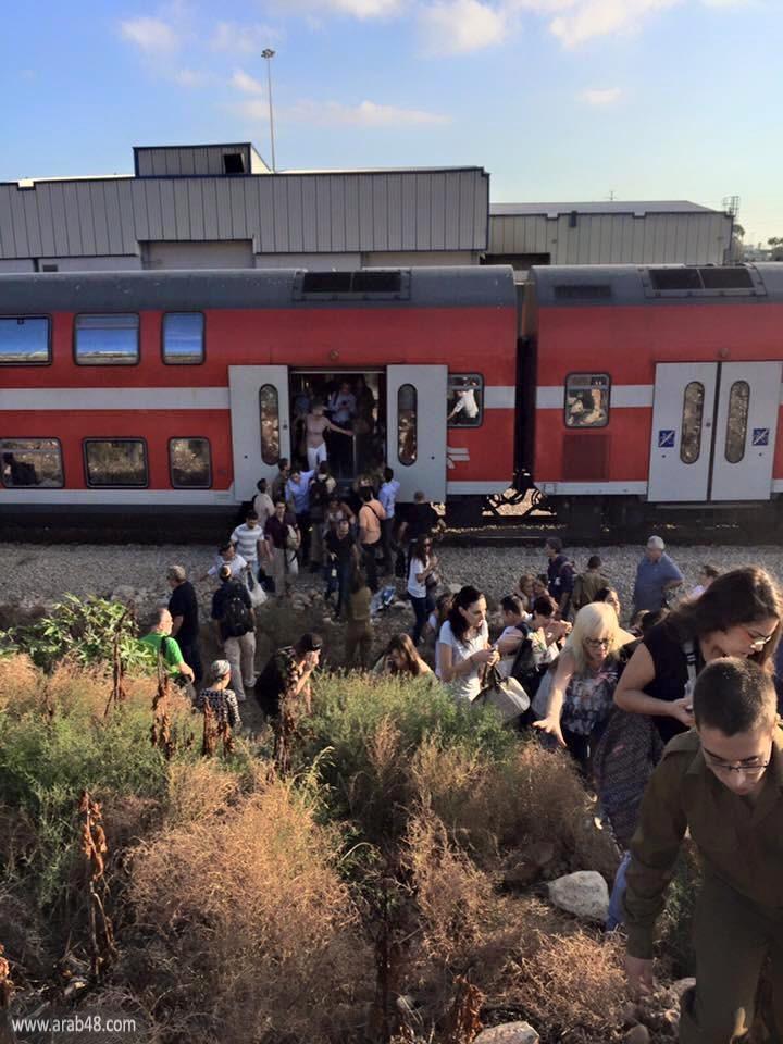 جندي يطلق النار في القطار لتخيله رؤية سكين