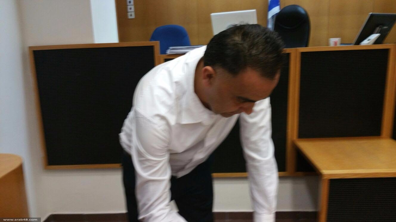 تمديد اعتقال الشاب مثقال زيدان من كفر مندا