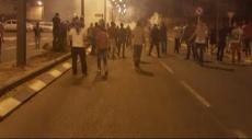 سخنين والبطوف: اعتقال 16 شابا على خلفية المواجهات