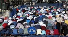 5 آلاف فلسطيني فقط بصلاة الجمعة بالمسجد الأقصى