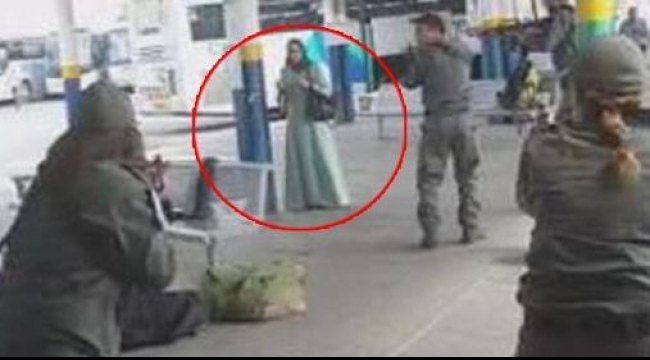 الشرطة تشكك بأن إسراء عابد تعمدت تنفيذ عملية طعن