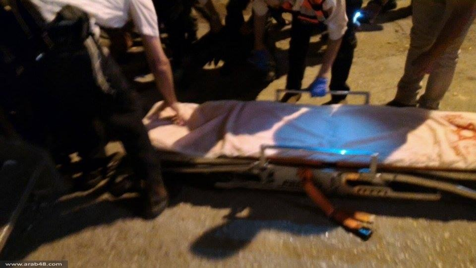 الخليل: إطلاق النار على طارق النتشة بزعم تنفيذ عملية طعن