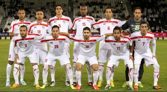 المعيبد يؤكد عدم تحديد موعد مباراة فلسطين والسعودية