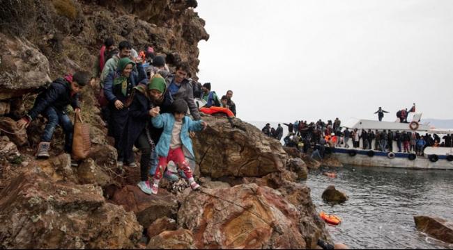 مصرع 3 أطفال وامرأة غرقا في بحر إيجة