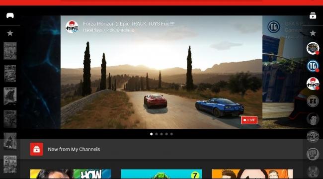 يوتيوب يتيح بث الألعاب من أندرويد والحاسوب