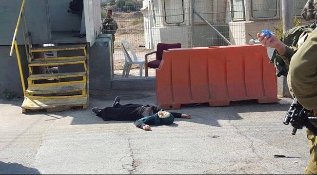 الخليل: استشهاد فتاة قرب الحرم الإبراهيمي