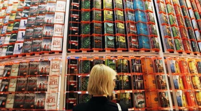 معرض فرانكفورت للكتاب يفتح ابوابه