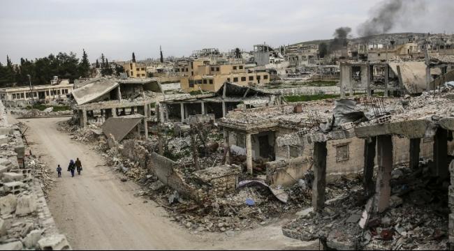 سوريا: 2.5 مليون سوري بين قتيل وجريح
