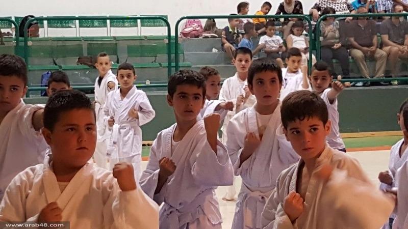 منتخب اسبارطة للكاراتيه يستعد لخوض بطولة أوروبا
