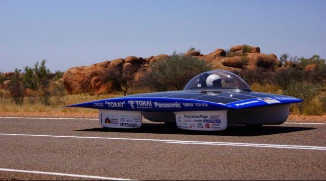سيارات تعمل بالطاقة الشمسية تتسابق لـ3000 كيلومتر بأستراليا