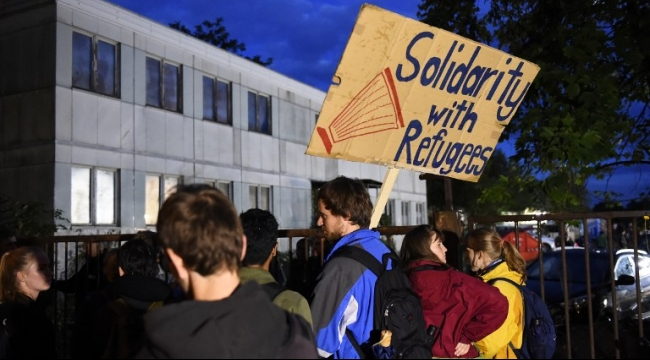 ألمانيا: القبض على مصري بشبهة إضرام النار في نزل لاجئين