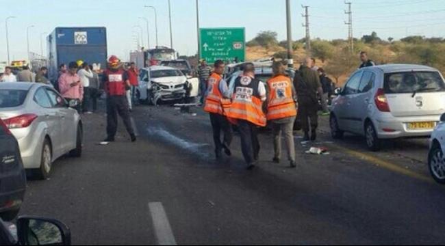 النقب: مصرع سيدة إثر إصابتها بحادث دهس