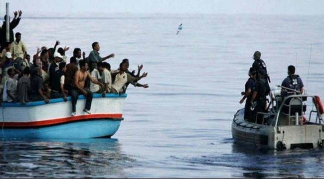 غرق خمسة مهاجرين قبالة جزر اليونان