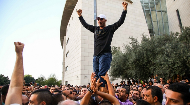 الاثنين: الإفراج عن باسل خطيب المتهم بقتل الإرهابي زادة