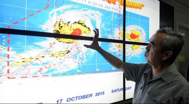 """الفلبين: الإعصار """"كوبو"""" يدمر منازل ويشرد عشرة آلاف شخص"""