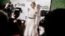 """كيت بلانشيت: فيلم """"تروث"""" يحاول الوصول إلى الحقيقة"""