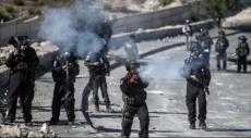 مواجهات وإصابات بالرصاص الحي في بلدة أبو ديس وقلقيلية