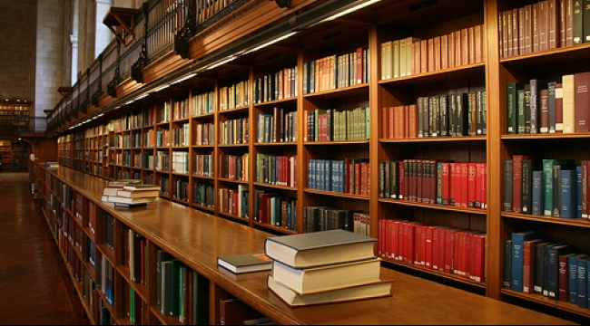 عودة كتابين إلى مكتبة أميركية بعد 52 عاما