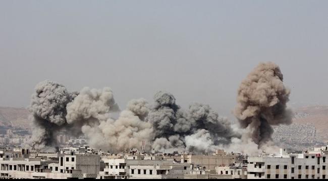 روسيا تشن قرابة 700 هجوما جويا في سورية