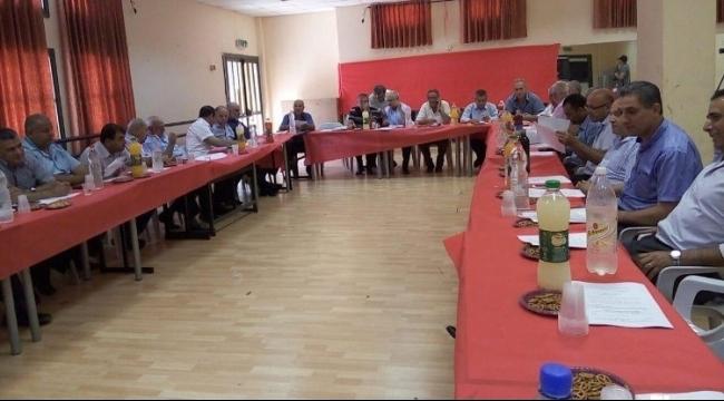 اللجنة القطرية تقاطع الاجتماع مع رئيس الدولة بسبب دعوة ساو