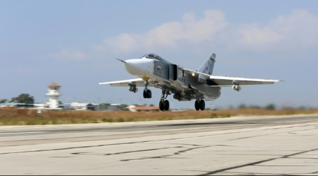 سوريا: 45 قتيلا بينهم مدنيون بضربات روسية باللاذقية